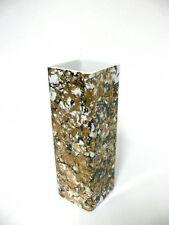 Hutschenreuther Vase marmoriert -R22