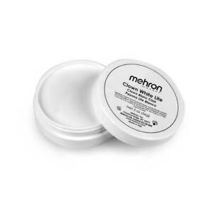 Mehron - Clown White LITE