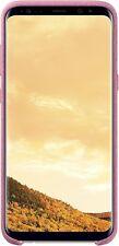 Samsung Original S8 Plus Case/Cover Alcantara Back Phone - Pink, EF-XG955APEG
