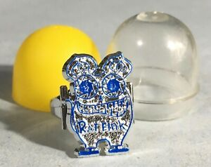 1960s RAT FINK Gumball Vending Machine Ring with capsule/egg