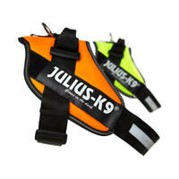 Julius-K9 IDC Dog Puppy High Visibility Power Harness Adjustable Reflective
