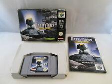 Nintendo 64 N64 - Battle Tanx Global Assault / Battletanx