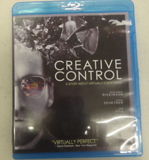 Creative Control: A Story About Virtually Everything (2015, Blu-Ray)