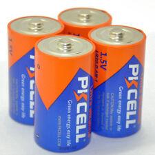 4× LR20 EN95 MX1300 D Size Industrial Ultra Alkaline Battery 1.5V PKCELL