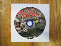 Mister Mosquito (Sony PlayStation 2, 2002) Disc Only - Tested - Free Shipping
