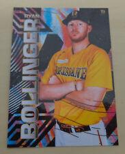 2019/20 Brisbane Bandits (Aussie Baseball) RYAN BOLLINGER Insert-Fubon Guardians