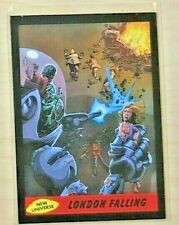 MARS ATTACKS GUIDE TO THE NEW UNIVERSE 2012 TOPPS HERITAGE INSERT #7 LONDON
