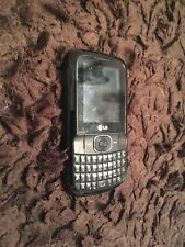 LG 500g 500gb Camera QWERTY GSM Video TRACFONE Cell Phone- sold as is for parts