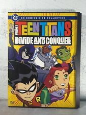 Teen Titans : Season 1 : Vol 1 (DVD, 2006) DC COMICS UNIVERSE