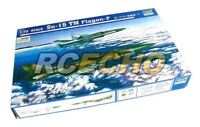 TRUMPETER Aircraft Model 1/72 Su-15 TM Flagon-F Scale Hobby 01623 P1623