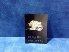 San Diego Padres Baseball Club #1 Fan Logo Lapel Pin New Still Packaged