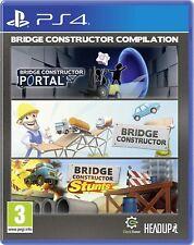 Puente constructor compilación | PlayStation 4 PS4 Nuevo (2)