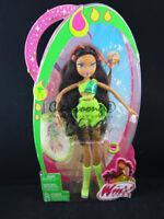 Layla of Winx Club Season 1 transformation w Pixie and more Mattel RARE