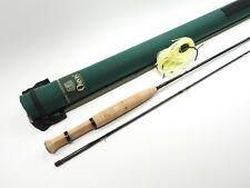 "Orvis Superfine ""One Weight"" Graphite Fly Fishing Rod. 7' 6"" 1wt."