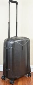 """NEW Hartmann 7R BLACK 22"""" Carry on Luggage Spinner 68241-1041 DEMO"""