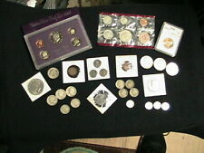 Starter Coin Collection with some Silver nice variety