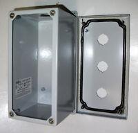 HAMMOND ELECTRICAL ENCLOSURE PRESSURE RELEASE SDA412 BREATHER KIT 08400.9-01 NEW