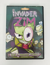 "Invader Zim Volume 2 DVD 2 Disc Set ""Progressive Stupidity"" Nickelodeon"
