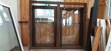 1 Doppelfenster mit Rahmen, Top Zustand