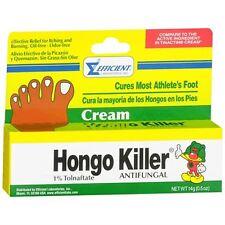 Hongo Killer Antifungal Cream 0.50 oz (Pack of 2)