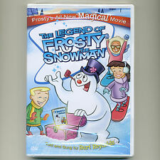 Legend of Frosty The Snowman 2004 animated TV Christmas special movie, new DVD