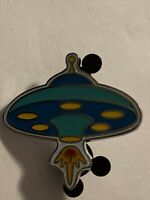 Disney Shanghai Toy Story Land Cute Couples Pin Frame Space Ship LE (B0)