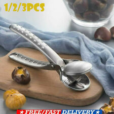 Nutcracker Chestnut Clip Nut Cracker Sheller Walnut Pliers Metal Nut Opener Tool