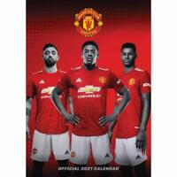 Manchester United FC Official 2021 Calendar Great Christmas Gift