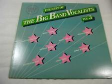 The Best Of The Big Band Vocalists Volume 3 - Columbia P-16782