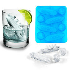 Titanic Silicone Ice Cube Shape Jelly Soap Tray Maker Mold Large Shapes Party