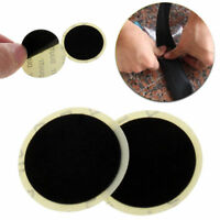 6 x CYCLING BICYCLE BIKE PUNCTURE PATCHES REPAIR KIT TIRE TYRE TUBE GLUELESS