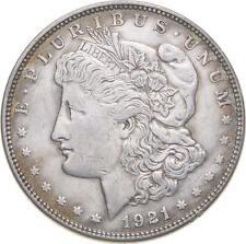 1921-D Morgan Silver Dollar - Last Year Issue 90% $1.00 Bullion *776