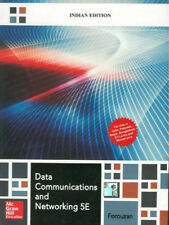 Data Communications and Networking 5E by Behrouz Forouzan