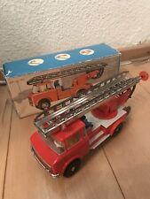 MSB Feuerwehr mit OVP DDR Blech