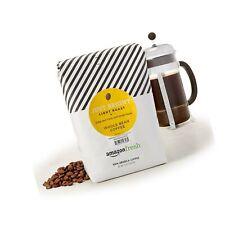 AmazonFresh Just Bright Whole Bean Coffee, Light Roast, 32 Ounce