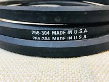 "Ferris 5020873SM OEM Replacement Belt, 5/8"" x 115 1/2"""