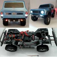 For RedCat GEN8 Scout 1/10 Car OneLine-GEN8 LED Lights Lamp Remote Control Set