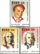 Ireland 565-567 (complete.issue.) unmounted mint / never hinged 1985 European Ye