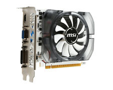 MSI NVIDIA GeForce GT 730 4GB GDDR3 Graphics Card