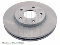 BLUE PRINT BRAKE DISCS FRONT PAIR FOR A NISSAN X-TRAIL SUV