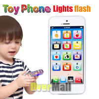 Phone Toy Kids Cell Phone Game Cute Learn New Toddler Child Play Call Mobile