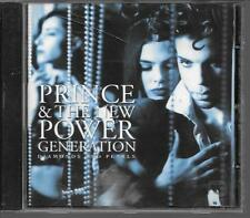 CD ALBUM--PRINCE AND THE NEW POWER REVOLUTION--DIAMONDS AND PEARLS--1991