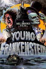 YOUNG FRANKENSTEIN Movie POSTER 27x40 B Peter Boyle Gene Wilder Marty Feldman