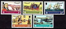 Jersey - 1983 Communications Year - Mi. 303-07 MNH