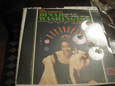 Hits Made Famous By Dinah Washington Barbara Brown Cx-224  on LP Sealed