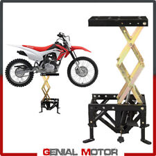 CAVALLETTO CENTRALE ALZAMOTO REGOLABILE MOTARD SUPERMOTARD ENDURO CROSS PIT BIKE