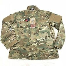 "TRU SPEC TACTICAL RESPONSE UNIFORM SHIRT MULTICAM SIZE XL ""NWT"" CAMOUFLAGE"
