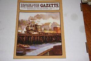NARROW GAUGE & SHORTLINE GAZETTE ISSUE 9/10  2005