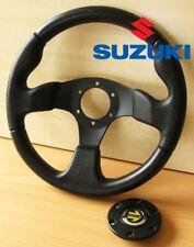 Sports Steering Wheel Suzuki ALTO INC FX Baleno Cappuccino Grand Vitara Ignis