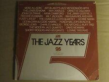 V/A THE JAZZ YEARS 25TH ANNIVERSARY 2LP ORIG '73 ATLANTIC SD 2-316 COLTRANE VG+